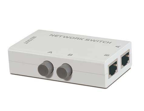 switch lan 2 porte 2 port mini type network switch manual rj45 rj 45 ethernet