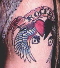 axl rose tattoos photos pics pictures of his tattoos