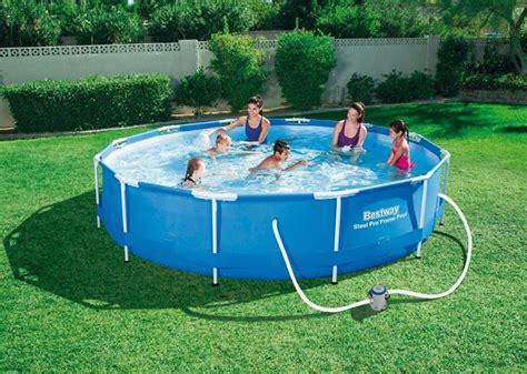 piscine da giardino intex piscine da giardino tipologie per ogni situazione