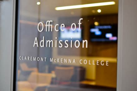 Admissions Office by Cmc Class Of 2016 12 4 Admission Rate Forum