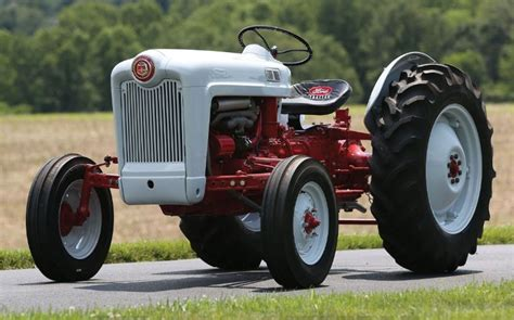 ford jubilee top 10 vintage tractors all time price list features
