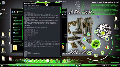 islamic themes for windows 7 free download tutoriel installation modern islamic theme partie 4 youtube