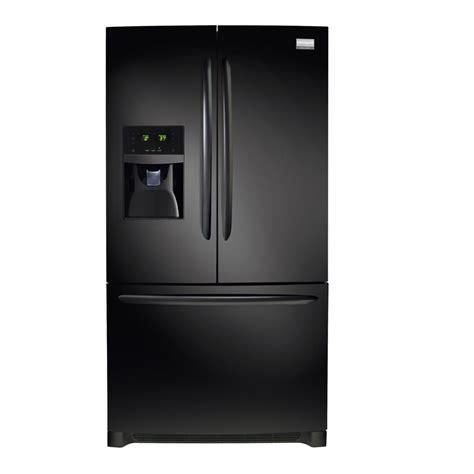 frigidaire door refrigerator maker problems shop frigidaire gallery 27 7 cu ft door