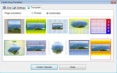 calendar design download free photo calendar maker download