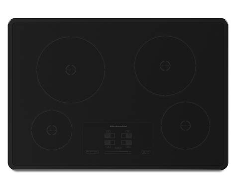 Induction Cooktop Specifications - kitchenaid kicu500xbl 30 quot electric induction cooktop