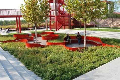 Awesome Ideas For Low Maintenance Landscaping #1: Turenscape-Garbage-Dump-Turned-Park-China-Tianjin-Bridged–Qiaoyuan-4.jpg
