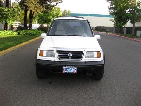 Suzuki Credit Application 1998 Suzuki Sidekick 4x4 Jx Sp