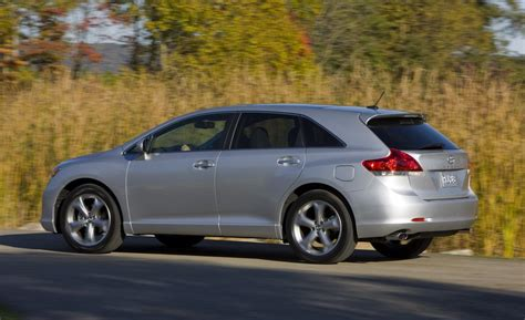 Toyota Venza 2010 Car And Driver