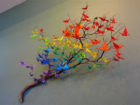 1 000 Origami Cranes - must be 1000 origami cranes 1 wish
