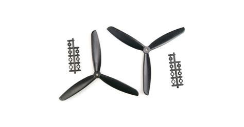 Abs 10x45 1045 Cw Ccw Propeller Fit To Dji Motor And Universal Motor buy 1045 3 leaf propeller abs cw ccw for 450 500 550 frame kit rcnhobby