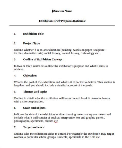 Exhibition And Bazaar Bid Template Word Exhibition Templates 8 Free Word Pdf Format