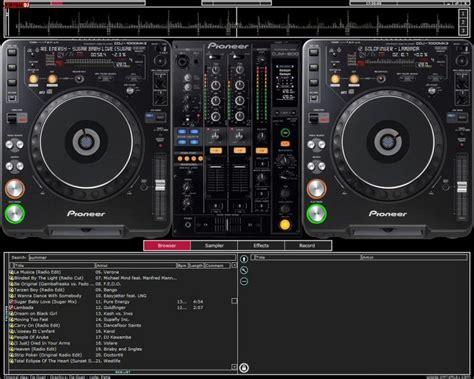 download themes virtual dj free download program skins para virtual dj rapidshare