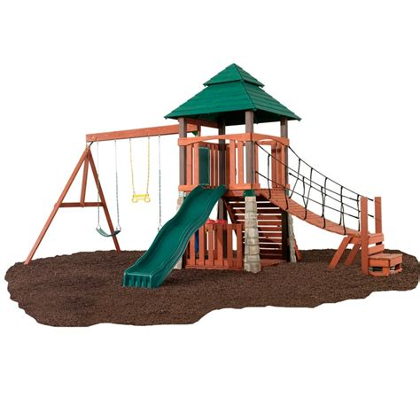swing set kits lowes 17 best images about playscape ideas on pinterest