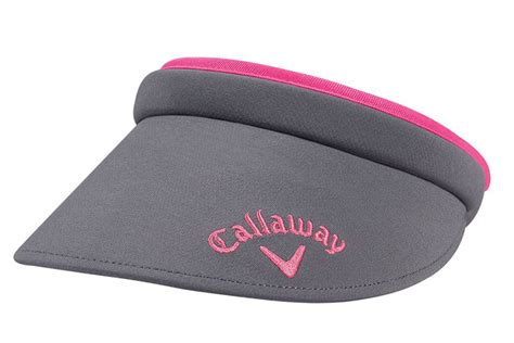 callaway golf clip visor from american golf