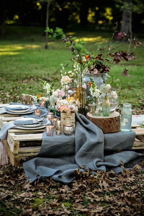 backyard picnic table 25 best ideas about pallet picnic tables on pinterest