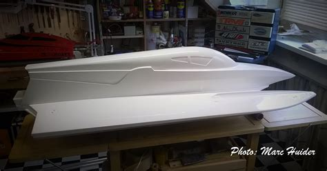 1 4 scale baba f1 tunnel hull rcu forums - Rc Gas Tunnel Hull Boats