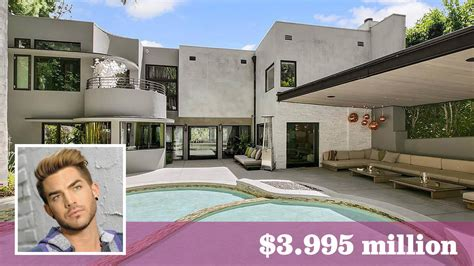 Lambert Home by Idol Alum Adam Lambert Is Ready To Let Go Of