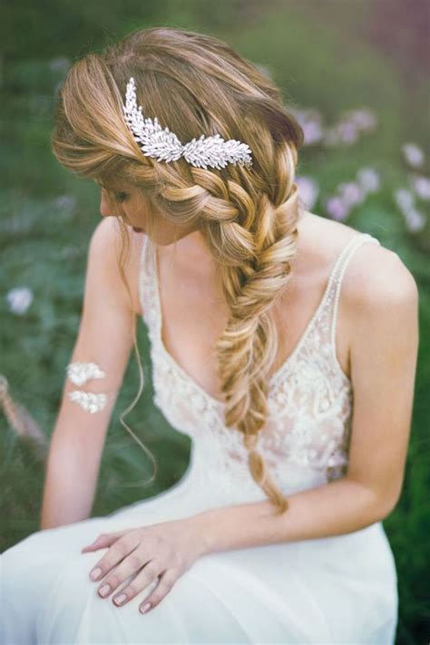 wedding hairstyles braids pinterest 17 best ideas about braided wedding hair on pinterest