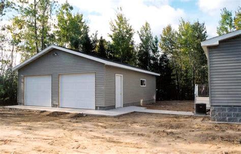 Aluminum Garage by Minnesota Garage Construction Economy Garages Deerwood