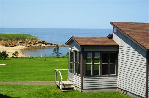 Seaside Cottages Scotia by Whale Cove Summer