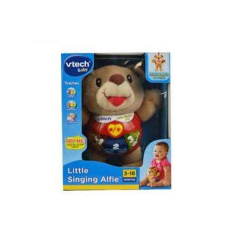 Vtech Singging Alfie vtech all brands toys pty ltd