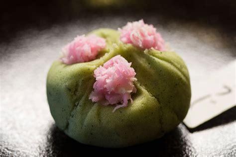 wagashi sweet white bean paste shiro  recipe sbs food