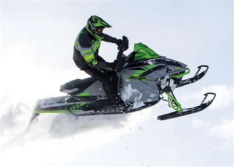 Snowmobile Sweepstakes - arctic cat releases early 2018 snowmobile models american snowmobiler magazine
