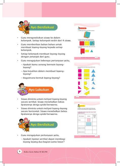 teks prosedur membuat layang2 permainan tradisional buku guru kelas 3 tema 5