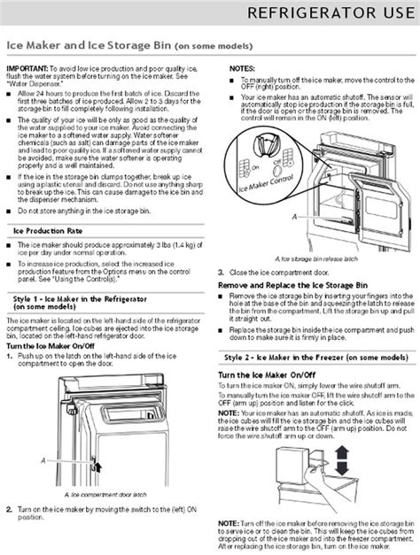 28 wiring diagram whirlpool refrigerator maker