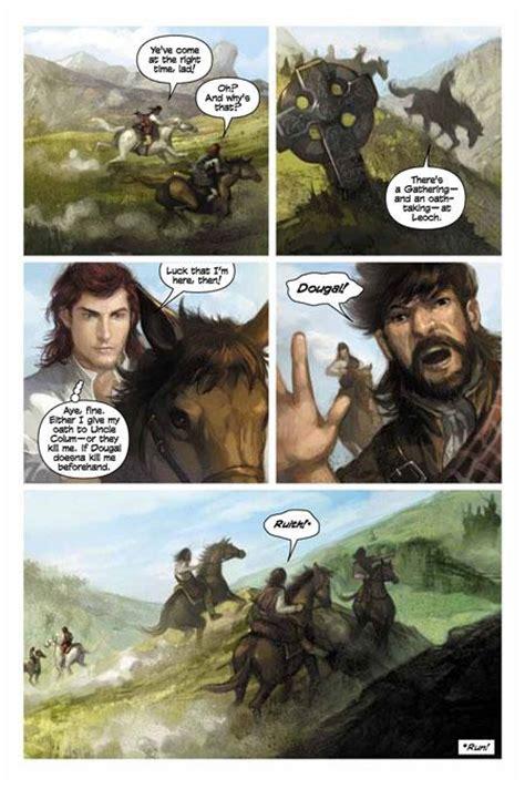 the exile an outlander graphic novel diana gabaldon