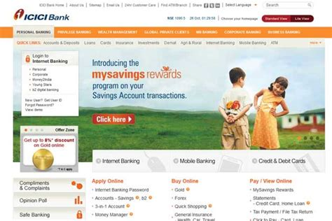 icici bank official site icici bank q2 net profit up 20 pc at rs 2 390 cr news18