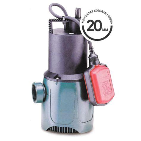 Pompa Celup Air Bersih 100 Watt Wasser 100 Watt Non Otomatis Wd 101 E pompa celup air kotor wasser pd 201 ea