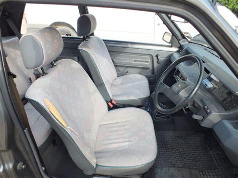 renault 4 interior renault 5 super cinq