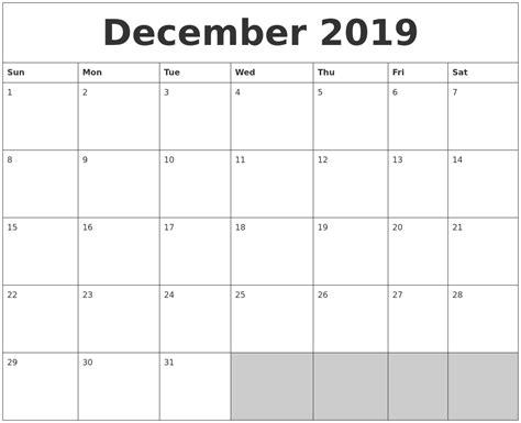march  word calendar