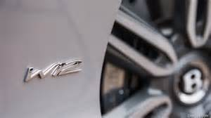 Bentley W12 Badge 2016 Bentley Continental Gt W12 Badge Hd Wallpaper 25