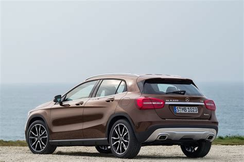 New Mercedes Gla Coupe by Merc Gla Coupe Replaced By Gla F L In New Daimler Road Map