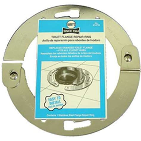 Toilet Flange Repair Ring Stainless Plumbersstock