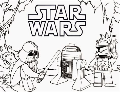 happy birthday lego coloring page star wars coloring pages free printable star wars