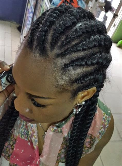 celebrity ghana weaving hairstyles ghana weaving styles for round face pictures celebrity