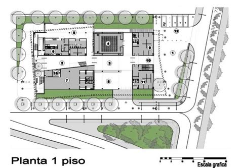 police station floor plans belen police station edu archdaily