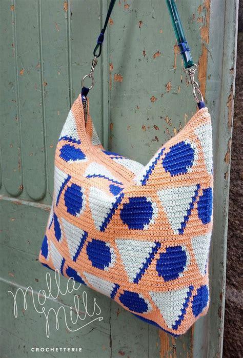 Coffee Slemp Crochet Bag Tas Rajut 2387 best images about mochila wayuu on fair isles perler bead patterns and bag