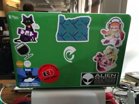 Gelaskins Cling On To Your Apple by On Custom Laptop Clings Netninja