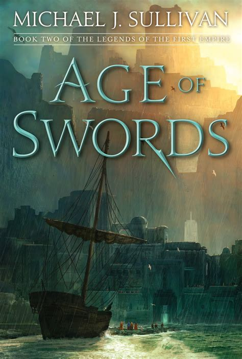 cover reveal age of swords book two of the legends of