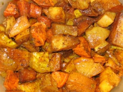 roasted root vegetable recipes with honey balsamic honey roasted root vegetables recipe food