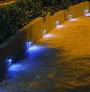 Wireless Landscape Lighting - led light design led driveway lightd solar powered post lights for outdoors outdoor lighting