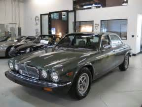1985 jaguar xj6 vanden plas series iii sedan 49k miles for