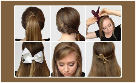 easy to make hairstyles for party 10 quick hairstyles for your night party fashion styles