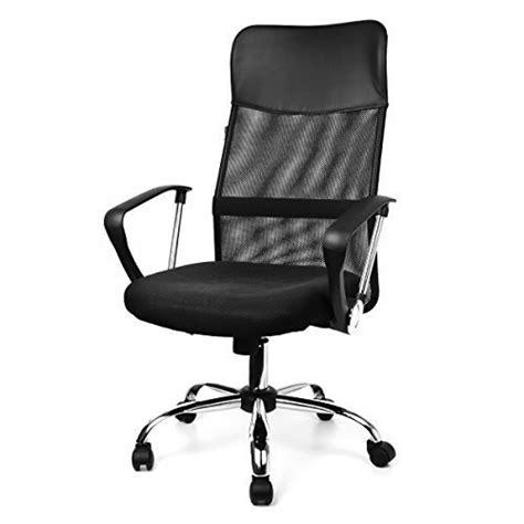 fauteuil de bureau air plus chaise noir si 232 ge pivotant tissu