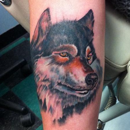 john wayne tattoo by ken karnage tattoonow tattoos wolf 88938