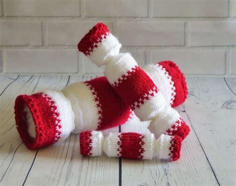 christmas pattern knitting christmas cracker trio knitting by post